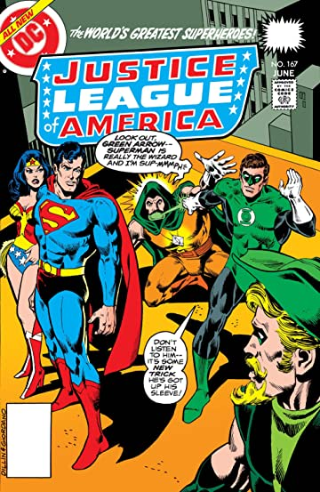 Justice League of America (1960-1987) #167