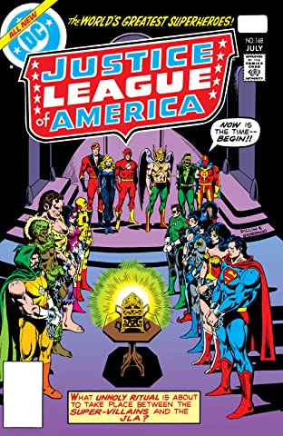 Justice League of America (1960-1987) #168