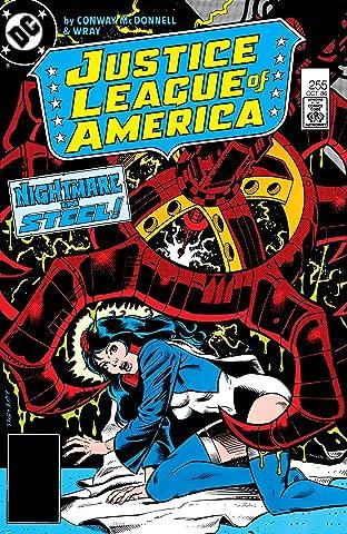 Justice League of America (1960-1987) No.255