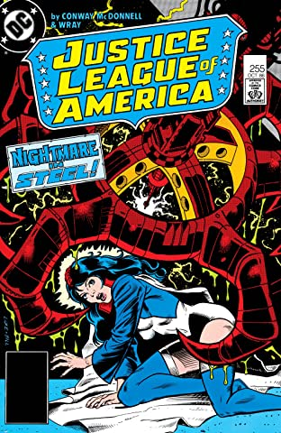 Justice League of America (1960-1987) #255
