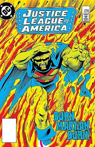 Justice League of America (1960-1987) #256