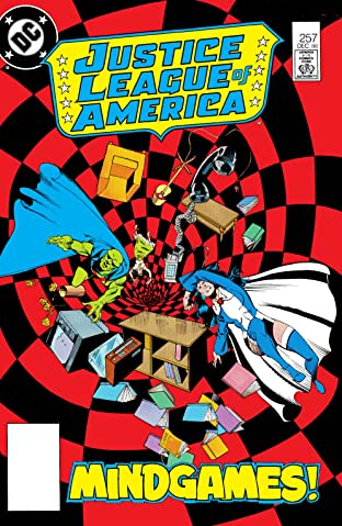 Justice League of America (1960-1987) #257