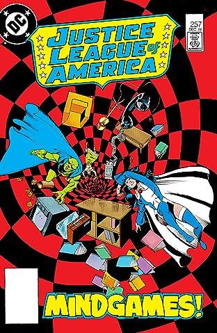 Justice League of America (1960-1987) #257