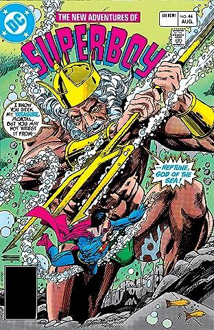 New Adventures of Superboy (1980-1984) No.44
