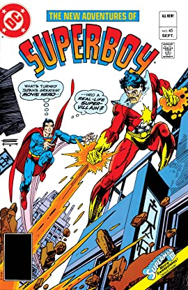 New Adventures of Superboy (1980-1984) #45