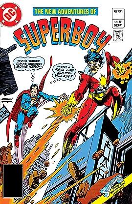 New Adventures of Superboy (1980-1984) #45