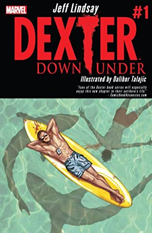 Dexter Down Under #1 (of 5)