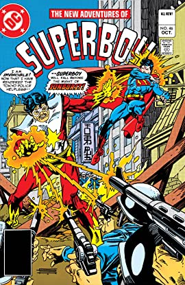 New Adventures of Superboy (1980-1984) #46