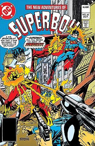 New Adventures of Superboy (1980-1984) No.46