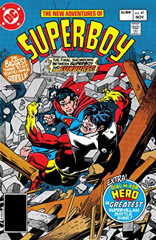 New Adventures of Superboy (1980-1984) No.47