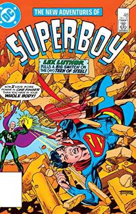 New Adventures of Superboy (1980-1984) #48