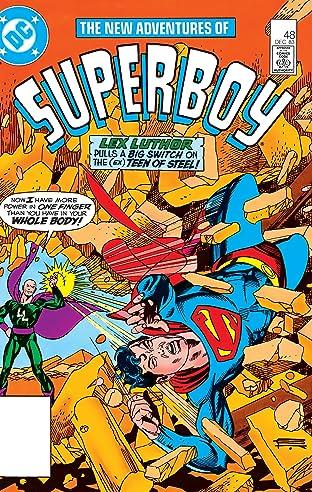 New Adventures of Superboy (1980-1984) No.48