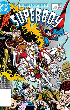 New Adventures of Superboy (1980-1984) #49