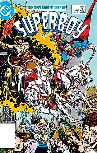 New Adventures of Superboy (1980-1984) No.49