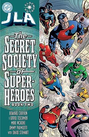 Secret Society of Superheroes (2000) No.2