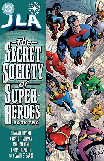 Secret Society of Superheroes (2000) No.2