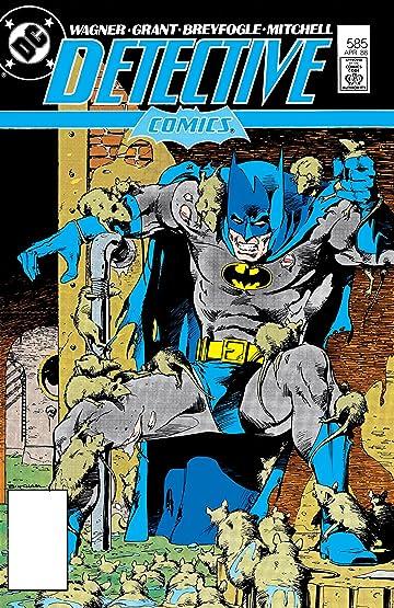 Detective Comics (1937-2011) No.585