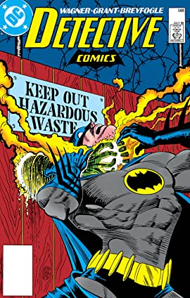Detective Comics (1937-2011) #588