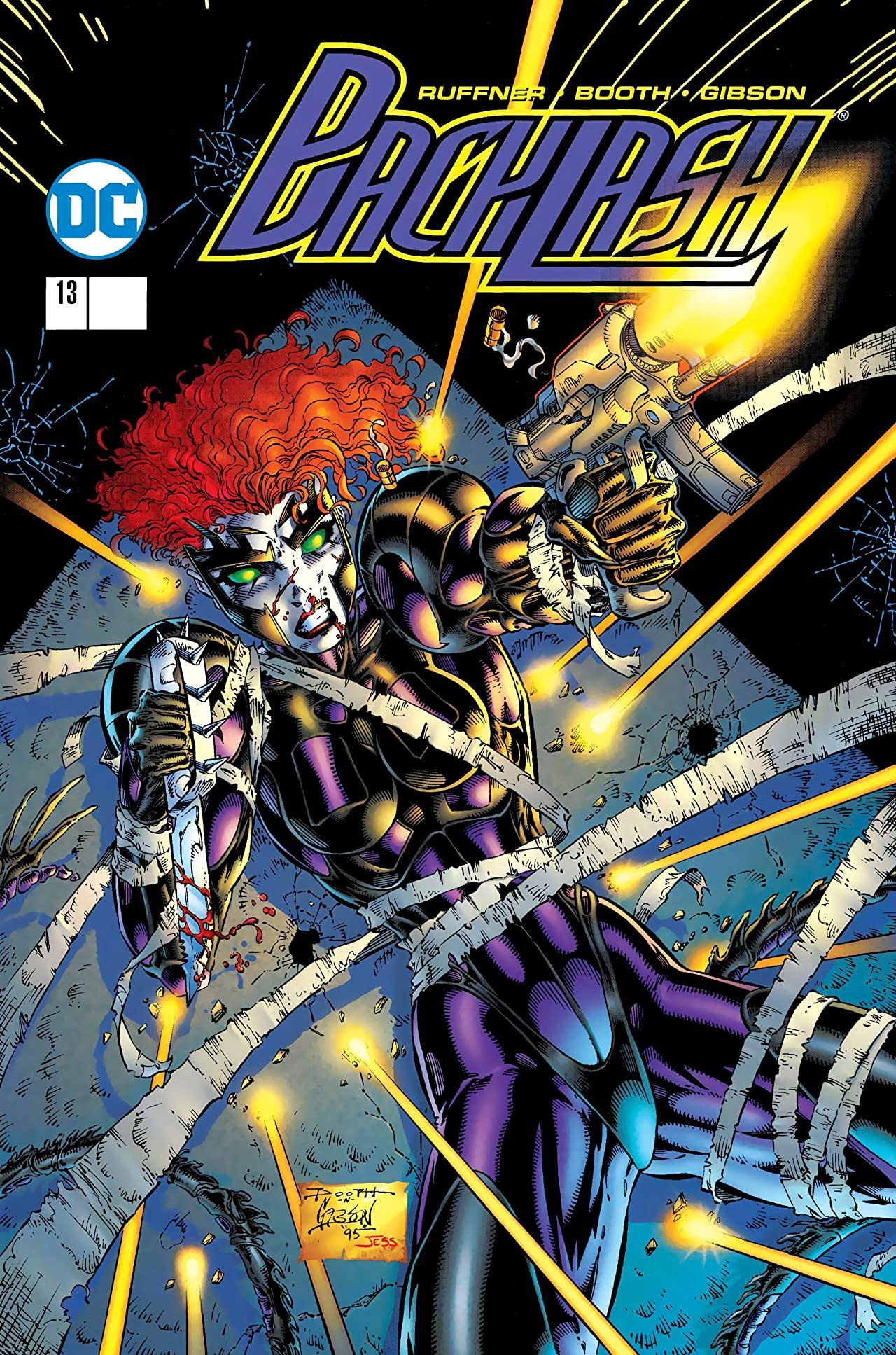 Backlash (1994-1997) No.13