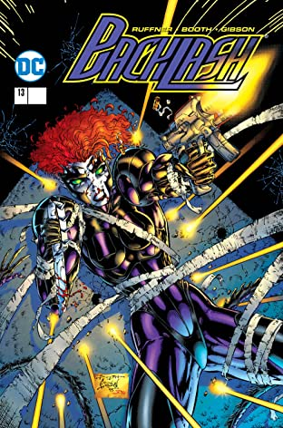Backlash (1994-1997) #13