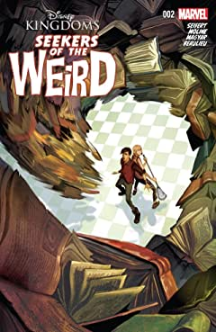 Disney Kingdoms: Seekers Of The Weird #2 (of 5)
