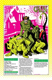 Who's Who: The Definitive Directory of the DC Universe (1985-1987) #4
