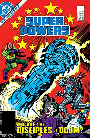 Super Powers (1984) #1
