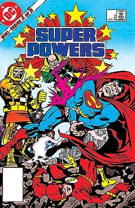 Super Powers (1984) #2
