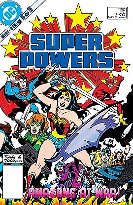 Super Powers (1984) #3