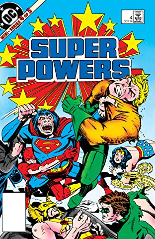 Super Powers (1984) #4