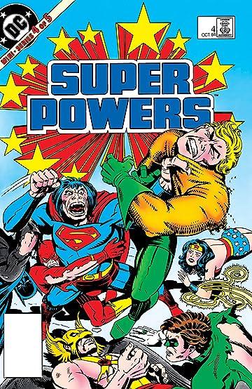 Super Powers (1984) #4
