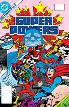 Super Powers (1984) #5