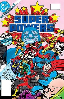 Super Powers (1984) #5
