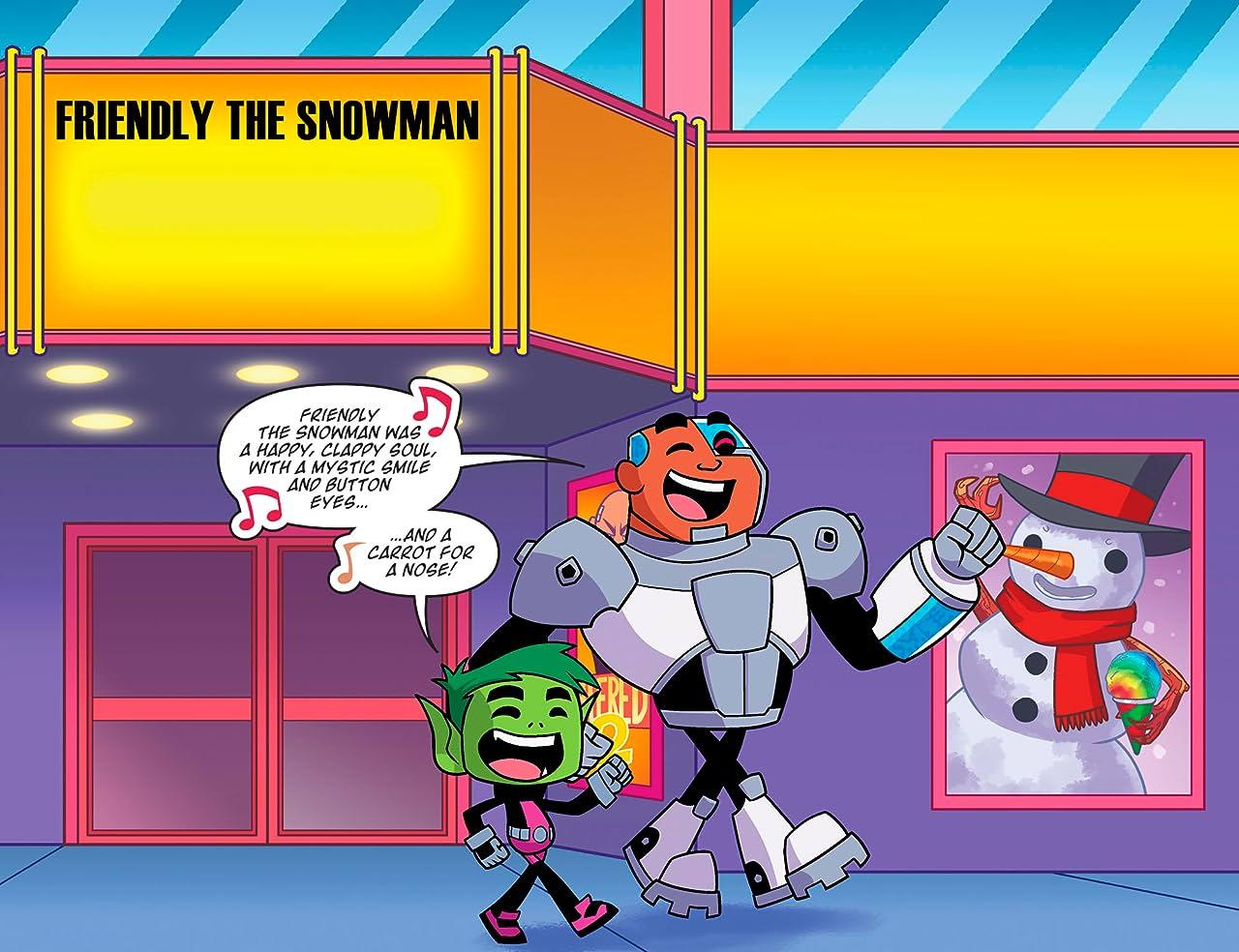 Teen Titans Go! (2013-) #64