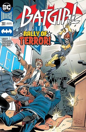 Batgirl (2016-) #30