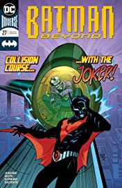 Batman Beyond (2016-) #27