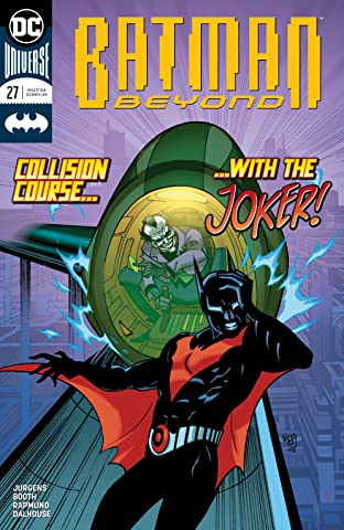 Batman Beyond (2016-) #27