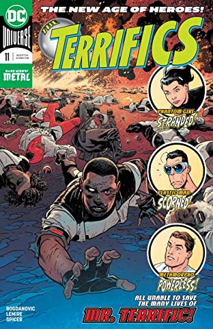 The Terrifics (2018-) No.11