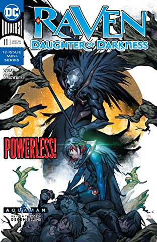 Raven: Daughter of Darkness (2018-2019) #11