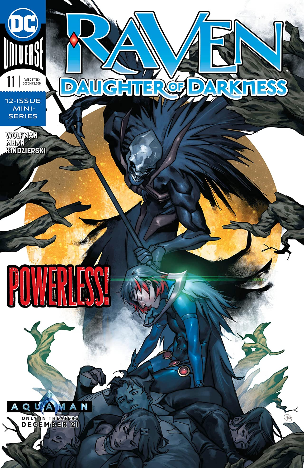 Raven: Daughter of Darkness (2018-) No.11