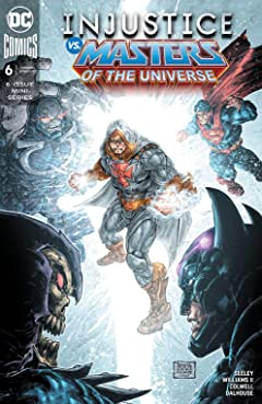 Injustice Vs. Masters of the Universe (2018-) #6