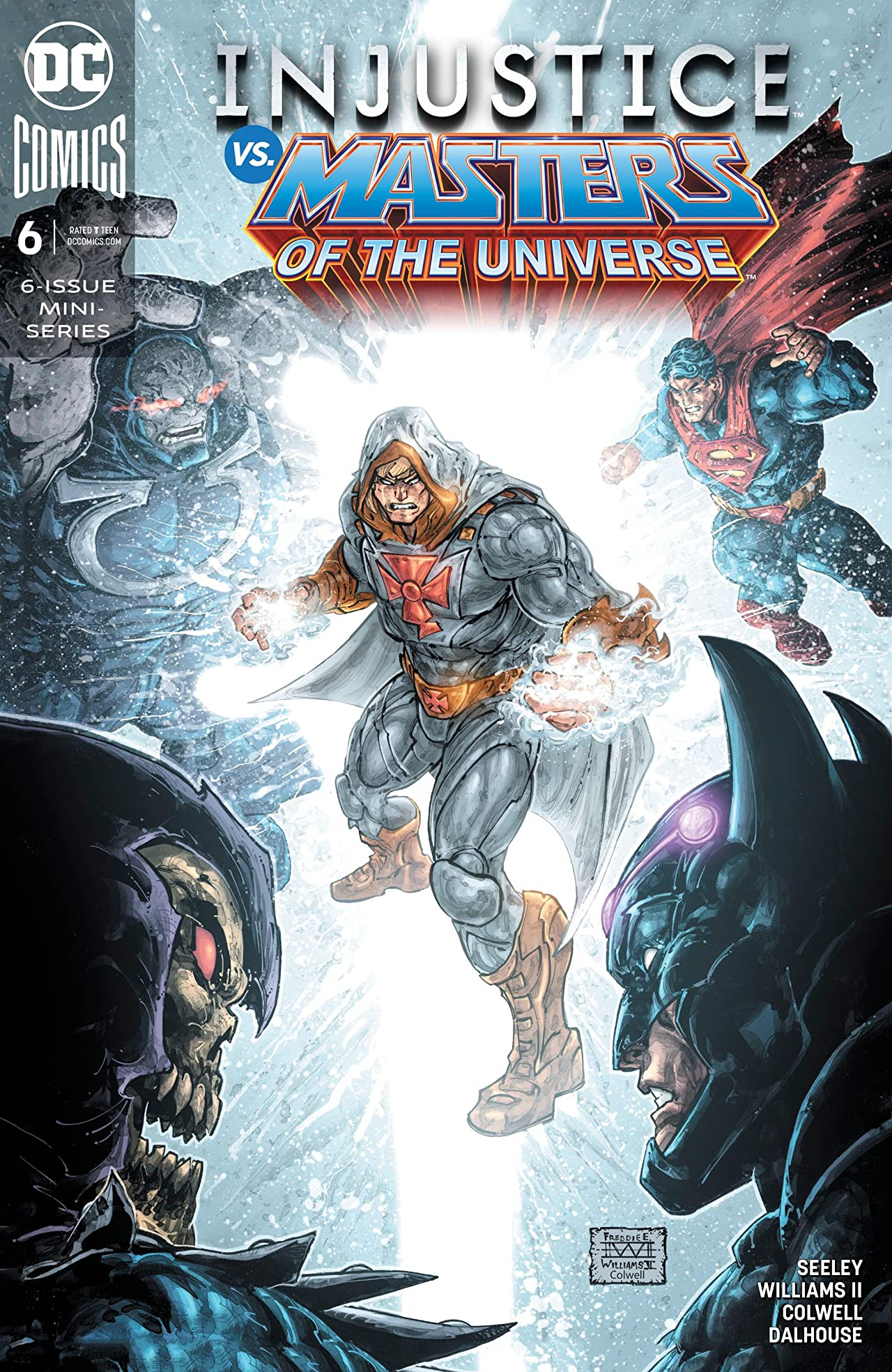 Injustice Vs. Masters of the Universe (2018-) No.6