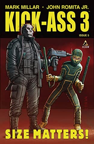 Kick-Ass 3 #5 (of 8)