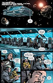 Formic Wars: Burning Earth #1 (of 7)