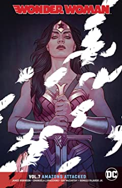 Wonder Woman (2016-) Tome 7: Amazons Attacked