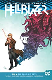 The Hellblazer (2016-) Vol. 4: The Good Old Days