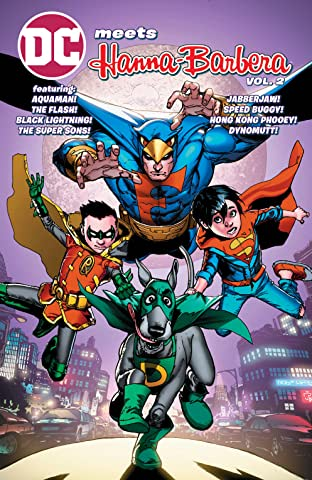DC Meets Hanna-Barbera  Vol. 2