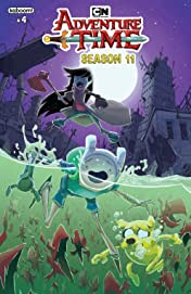 Adventure Time Season 11 No.4