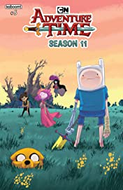 Adventure Time Season 11 No.5