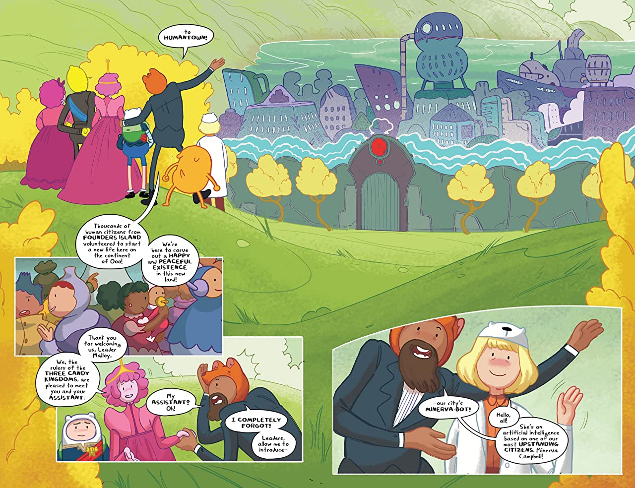Adventure Time Season 11 #5